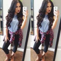 """Taya Vanessa on Instagram: """"My outfit screams """"Bring it on Fall!"""" """""""