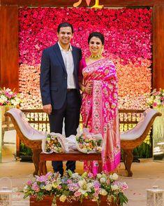 #SouthIndianBride #TheBride #Wedding #WeddingMoment #IndianBride #IndianGroom #SouthIndianWedding #Instagram #InstaDaily #InstaLove #WeddingInspiration #BridalInspiration #WeddingWebsite #IndianWeddingBlog #SouthIndianWeddingBlog #insta #Ezwed #EzwedBride #BridalBlouses #BridalGuide #weddingdecor #bridalhairstyle #bridaljewelry #bridesofinstagram #weddingphotography #BridalTribe #BridalForum #BridalInspo #Inspo Wedding Stage, Wedding Pics, Wedding Couples, Wedding Bride, Bridal Lehenga, Saree Wedding, Wedding Attire, Wedding Dresses, Wedding Mandap