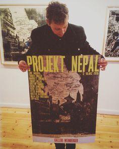 Mig og min plakat