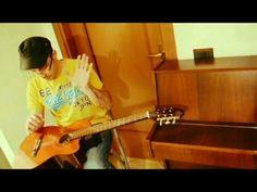 Amazing Guitar Performance Solo - Prelude CrisVola - Very Strange techni...