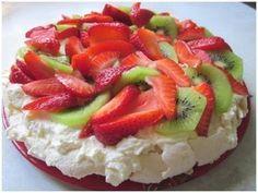 Cake «Pavlova»