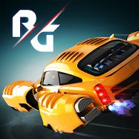 Rival Gears Racing 1.0.9 Apk Mod + Data (Disable Traffic)
