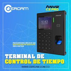 Terminal de Control de Acceso para Personal www.cercam.com.co