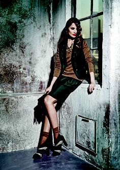 Colección otoño-invierno Cuplé / #Cuple autumn-winter collection #zapatos #moda #mujer #shoes #fashion #woman