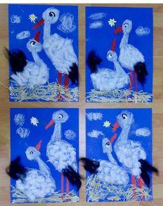 Animals Craft Kits For Kids, Art For Kids, Crafts For Kids, Spring Art, Spring Crafts, Drawing For Kids, Painting For Kids, Preschool Arts And Crafts, Jr Art