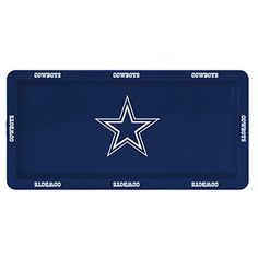 NFL Dallas Cowboys Ceramic Game Time Platter * You can get more details by clicking on the image.