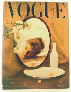 Original vintage British Vogue August 1947 Beauty and Younger Generation — Magazines Mode Collage, Aesthetic Collage, Aesthetic Vintage, Vogue Magazine Covers, Fashion Magazine Cover, Bedroom Wall Collage, Photo Wall Collage, Foto Fantasy, Vintage Vogue Covers