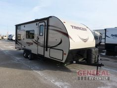 New 2016 Prime Time RV Tracer Air 205AIR Travel Trailer at General RV | Brownstown, MI | #135450