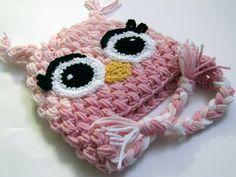 Hooty Owl Hat $6.99
