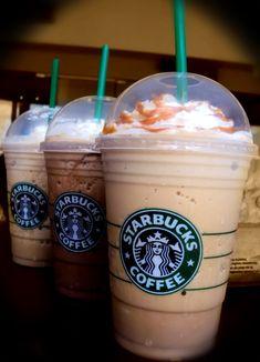 Starbucks Coffee Frappuccino!!