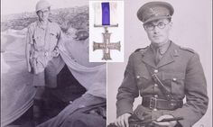 Military Cross given to army officer is found on top of a wardrobe