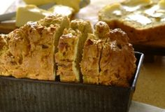 Summer in South African is synonymous with a braai. Become known as a well respected braai boss with this fabulously easy braai bread recipe. Bread Recipes, Cooking Recipes, South African Recipes, Dessert Recipes, Desserts, Scones, Banana Bread, Side Dishes, Homemade