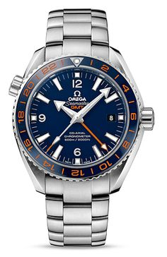 Omega Planet Ocean GoodPlanet GMT