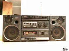 Cassette, My Childhood Memories, Boombox, Retro, Vintage, Antique Radio, Record Player, Antigua, Tecnologia