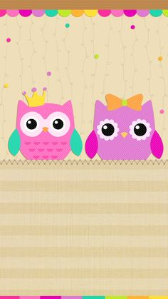 Check out this awesome collection of Cartoon Owl wallpapers, with 39 Cartoon Owl wallpaper pictures for your desktop, phone or tablet. Cute Owls Wallpaper, Hello Kitty Wallpaper, Owl Background, Background Patterns, Owl Clip Art, Owl Art, Cellphone Wallpaper, Iphone Wallpaper, Cute Wallpapers