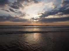White Burst Sunset, Guanacaste, Costa Rica