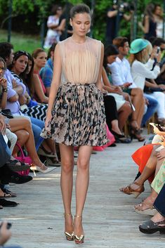 DelPozo Pret A Porter - Mercedes-Benz Fashion Week Madrid