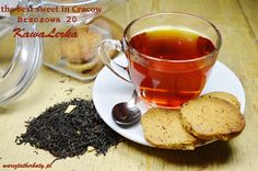 butter cookies with tea Lady Grey. https://www.facebook.com/Kawalerka-1460346290884277/