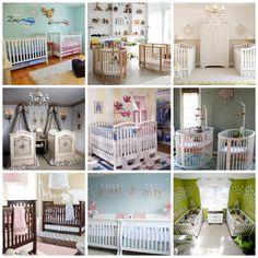 Inspiratie - 100 Babykamers!   Andrea's beauty en baby blog