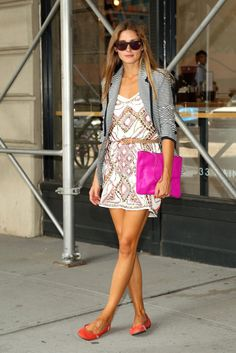 Olivia Palermo Chicas Casual.....