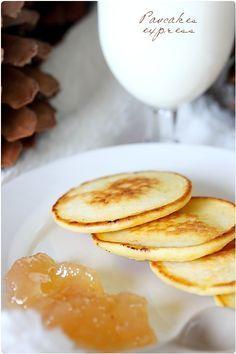 pancake vite fait ... 5mn