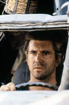 Mel Gibson//The Road Warrior