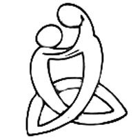 Quaternary, or four-cornered Celtic knot
