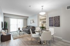 Parliament rentals is a luxury apartment rental community located in Harbour Landing Regina. The apartments include a number of amenities including gym, lounge, and parking. Luxury Apartments, Rental Apartments, Landing, Condo, Lounge, Bedroom, Table, Furniture, Home Decor