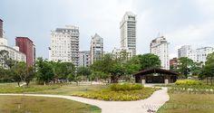 Parque do Povo, São Paulo, Brazil