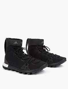 18b5d1737 Y-3 Sport Black Trail X Boots The Y-3 Sport Trail X Boots