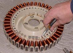 generador eólico casero -alternador