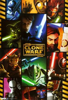 Star Wars The Clone Wars...it's actually really good!