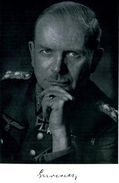 in memoriam Heinz Guderian German Soldiers Ww2, German Army, Army History, Invasion Of Poland, Workers Party, Propaganda Art, The Third Reich, Panzer, World War Two