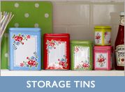 Cath Kidston Canisters