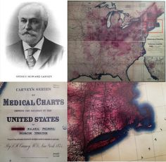 In 1874, the first disease maps were generated by an insurance company with the goal of better predicting population health and longevity.  No further advances in disease mapping were subsequently made by the insurance agencies.  In the 1890s, the value of maps diminished due to a change in focus initiated by the bacteria/microbial theory.  Insurance companies have since remained well behind in the technology of disease mapping and GIS.