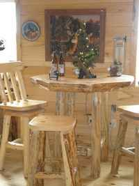 Washington log furniture!