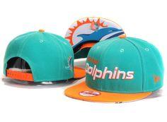 NFL Miami Dolphins Snapback Hat (45) , wholesale for sale  $5.9 - www.hatsmalls.com