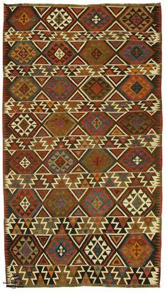 Caucasian Rugs - Shirvan Kilim