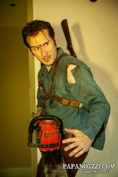 ash williams evil dead spooky empires may hem 2013