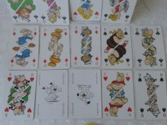 Asterix & Obelix playing cards