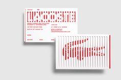 S/S 2009 invitation