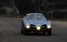 This Bertone-bodied Abarth 1500 Biposto Coupé is the most important barn find in recent history. It is among the earliest, if not the first, Fiat-based Abarths. It is Franco Scaglione's first design for Bertone and the centerpiece of Bertone's exhibit at the XXXIV Turin Motor Show, April 23 – May 4, 1952. It is arguably the first design in Scaglione's masterful B.A.T. series for Bertone.