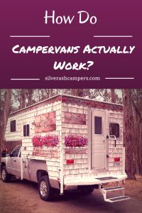 Ever wanted to know exactly how a camper van works? Heidi from Silver Ash Campers shares everything you need to know about camping in a camper/RV!
