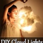 DIY Cloud Lights Home Decoration