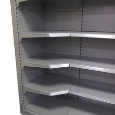 Used shelving! Now in Stock - low cost silver shelving - Buy now and save on this quality shop shelving. Massive stocks of Store Shelving, Wall Shelving, Wall Mounted Shelves, Metal Shelves, Corner Shelves, Shelving Units, Retail Counter, Shop Counter, Gondola Shelving