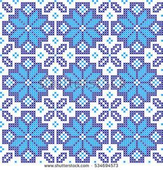 Embroidered Pattern On Transparent Background Stock Vector (Royalty Free) 409265290 Free Cross Stitch Charts, Cross Stitch Pillow, Cross Stitch Bird, Cross Stitch Borders, Cross Stitch Flowers, Cross Stitch Designs, Cross Stitch Embroidery, Cross Stitch Patterns, Tapestry Crochet Patterns