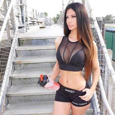 Fashion Summer Women Casual Tank Tops Vest Sleeveless Black Crop Tops Shirt 526 #Affiliate