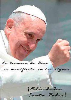 "Santo Padre Francisco : ""¿Queremos ser santos sí o no?"" -Papa Francisco"