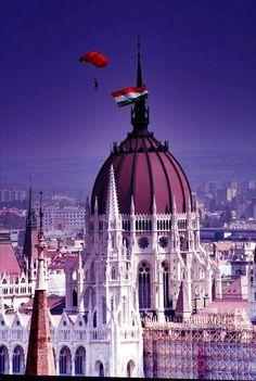Hungarian Parlament - Budapest