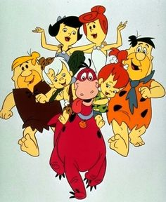 The Flintstones and Rubbles